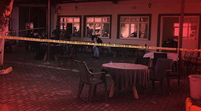 Edirne'de Kahvehaneye Silahlı Saldırı!