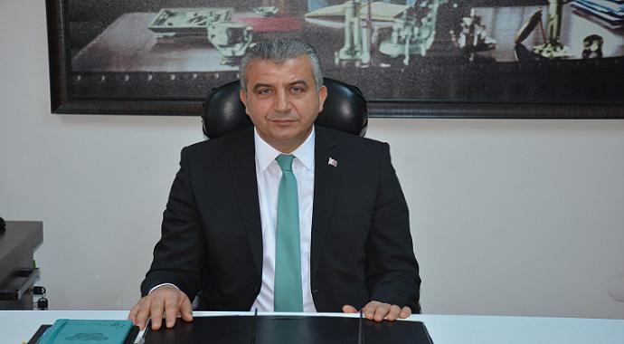 İbrahim Köklü Sinop PTT başmüdürlüğüne atandı