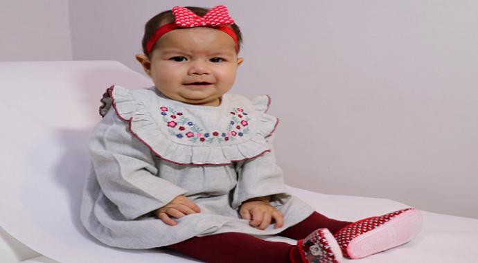9 aylık Eflin 2 kalp ameliyatıyla hayata tutundu