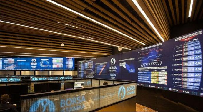 Borsa İstanbul'da Son 20 Ayın Rekoru Kırıldı!