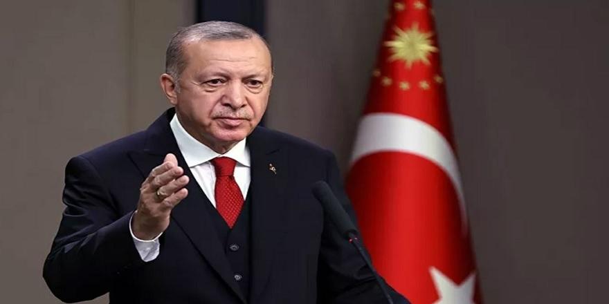 Cumhurbaşkanı Erdoğan: Ermenistan güçlerine bir an önce bu yanlıştan dönmelerini tavsiye ediyorum