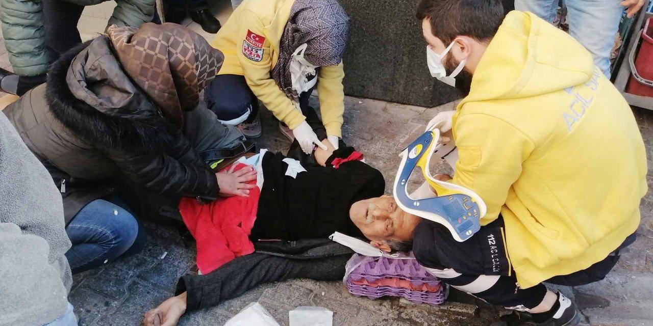 Aksaray'da Yeğeni tarafından vurulan adam yaşamını yitirdi!