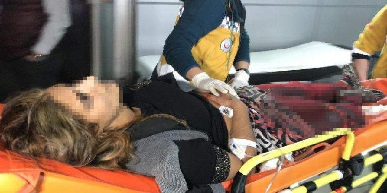 Bursa'da 2020 yılının son cinayeti yine kadın cinayeti oldu!  pompalı tüfekle vurulan kadın hayatını kaybetti!