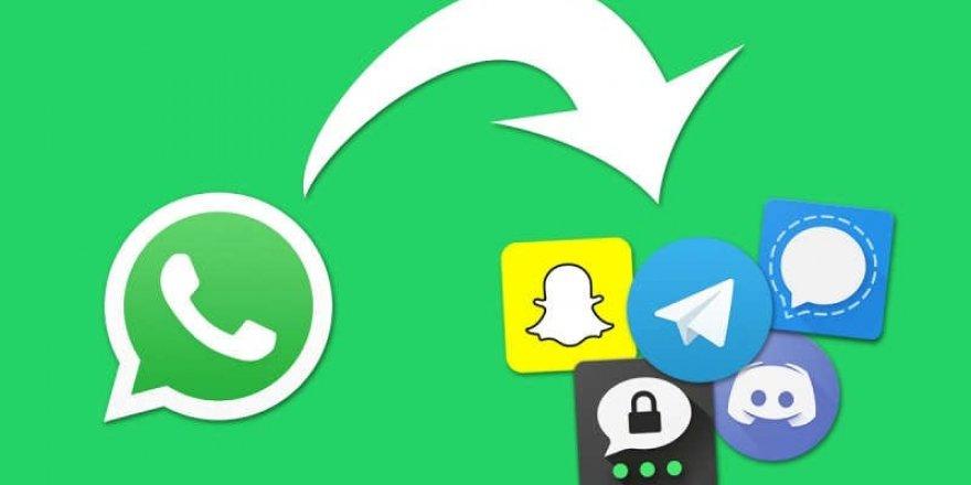 Whatsapp Bazı Telefonlarda Kullanılmayacak! Whatsapp Alternatifi Anlık Mesajlaşma Uygulaması!