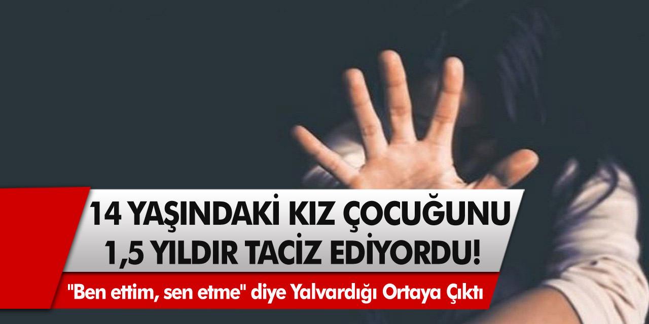 Son Dakika: 14 yaşındaki küçük kız çocuğuna 1,5 yıldır tecavüz eden market sahibi göz altına alındı!
