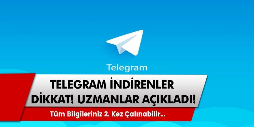 Telegram kullananlar dikkat! Yağmurdan kaçarken doluya tutulabilirsiniz… Telegram ne kadar güvenilir?