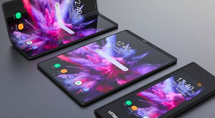 Samsung Yeni Katlanabilir Telefon Modelini Duyurdu!
