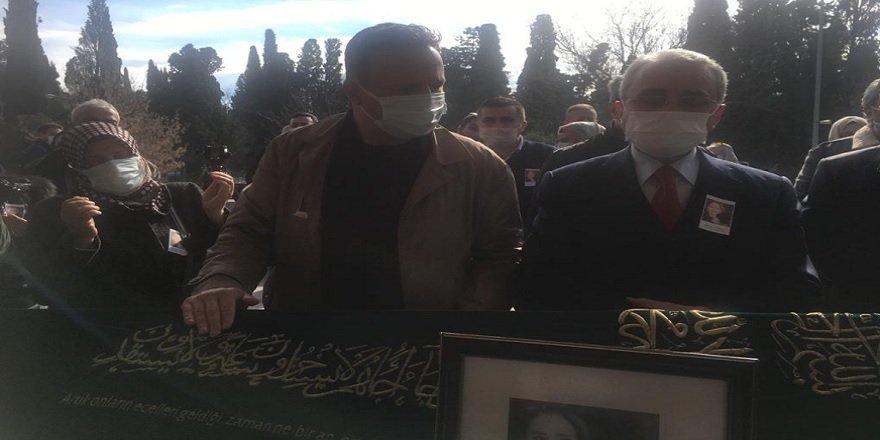 Sanatçı Hüner Coşkuner cenaze töreniyle son yolculuğuna uğurlandı