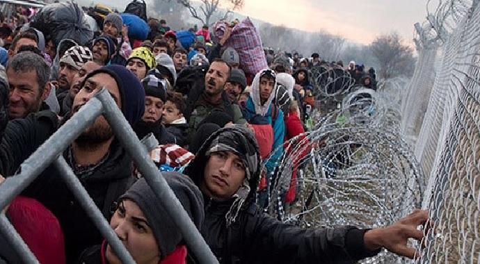 Kuzey Makedonya, mülteci akınına karşı Frontex birlikleri ile işbirliğinde