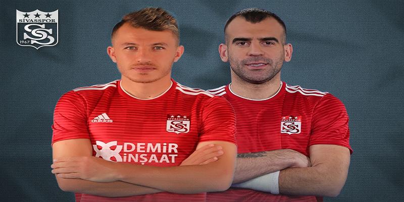 Sivasspor'a şok! Ziya Erdal ve Petar Skuletic 3 ile 6 hafta yok