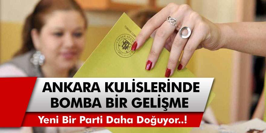 Ankara Kulisleri Bu Haberle Çalkalanıyor! HDP'ye Alternatif Yeni Bir Parti Daha Mı Kuruluyor?