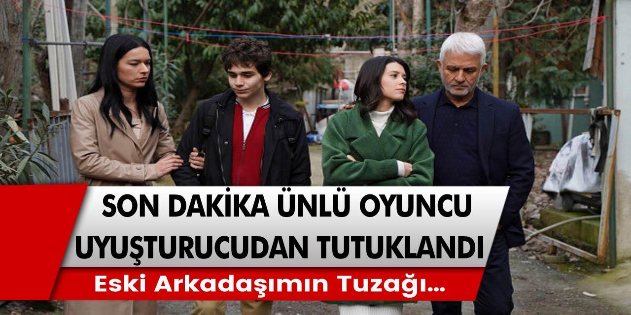 Son Dakika: Yasak Elma dizisinin sevilen oyuncusu Ayşegül Çınar uyuşturucudan dolayı tutuklandı…