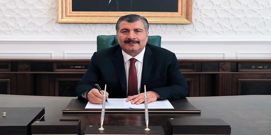 Sağlık Bakanı Koca: Rojin Özmen hava ambulansıyla Ankara'ya getirdik