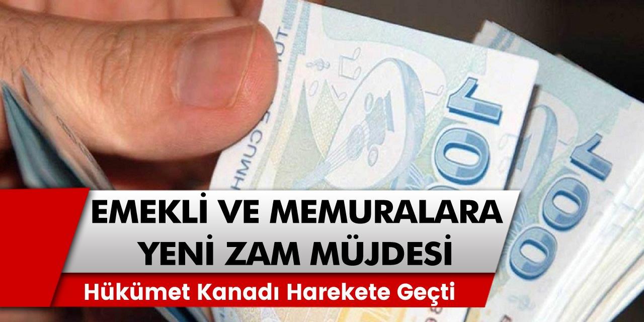 Emeklilere müjde! 510 TL zam yapılacak.. SSK, Bağkur ve memur emeklilerinin ek ödemeler ile gelirleri artıyor…