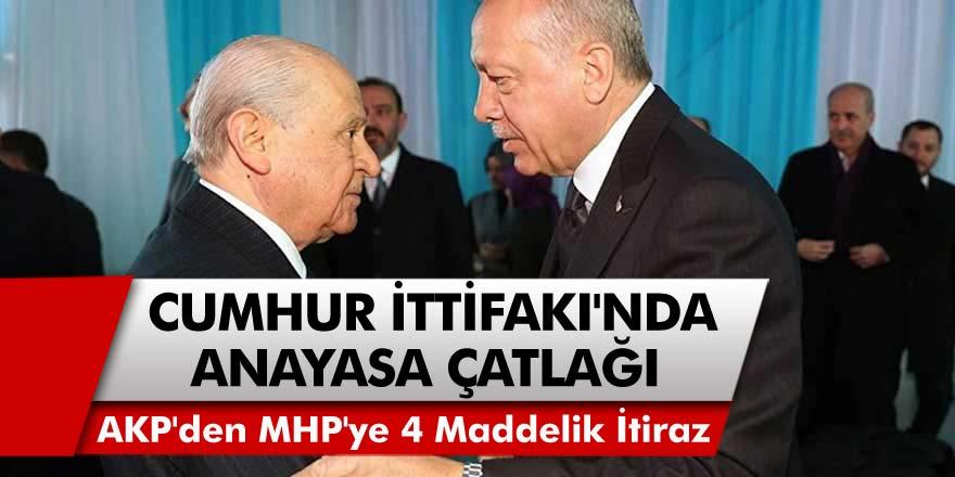 Abdulkadir Selvi, AKP'nin Yeni Anayasa Çalışmalarını Değerlendirdi! Cumhur İttifakı'nda Anayasa Çatlağı Çıktı
