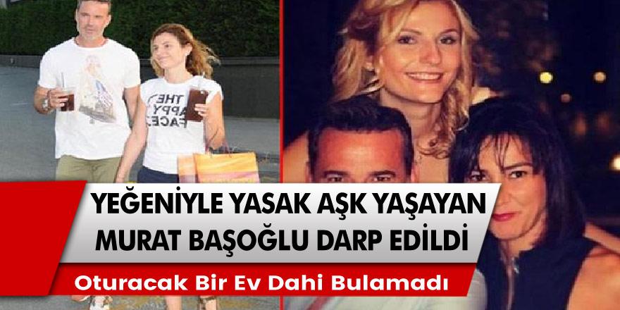 Yeğeni ile yasak ilişkisi olduğu ortaya çıkan Murat Başoğlu; spor salonuna gittiği zaman darp edildi…