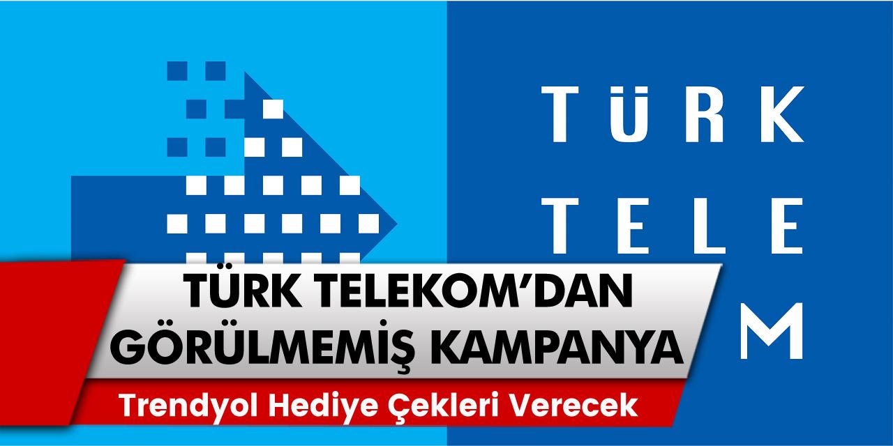 Türk Telekom'dan müjde: Yazlıklara özel internet kampanyasında son dakika açıklaması…