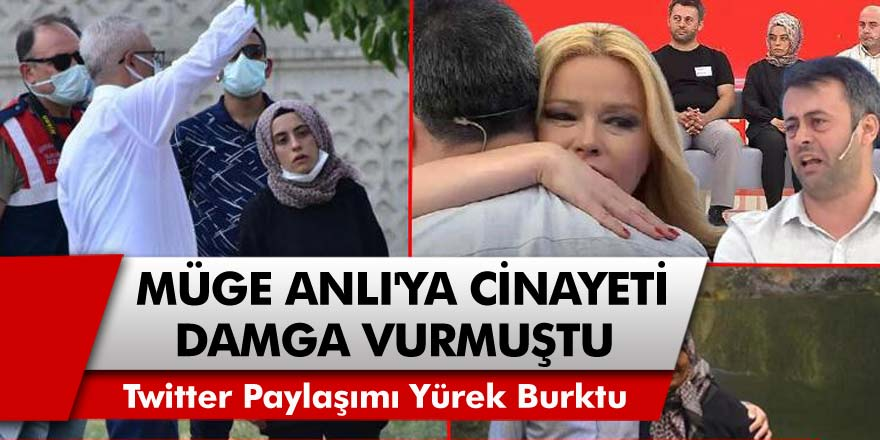 Müge Anlı'da Osman Büyükşen Damga Vurmuştu..! Büyükşen'in Twitter Paylaşımı Milyonların Yüreklerini Burktu