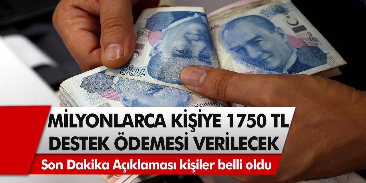 Yapı Kredi bankasından yüz güldüren açıklama: 1750 TL anında nakit ödeme…