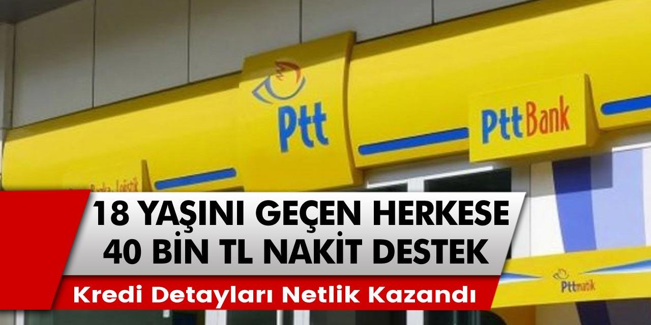 PTT'den müjde: Başvuru süreci başladı! Nakdi destek ödemelerinden kimsenin haberi yok…