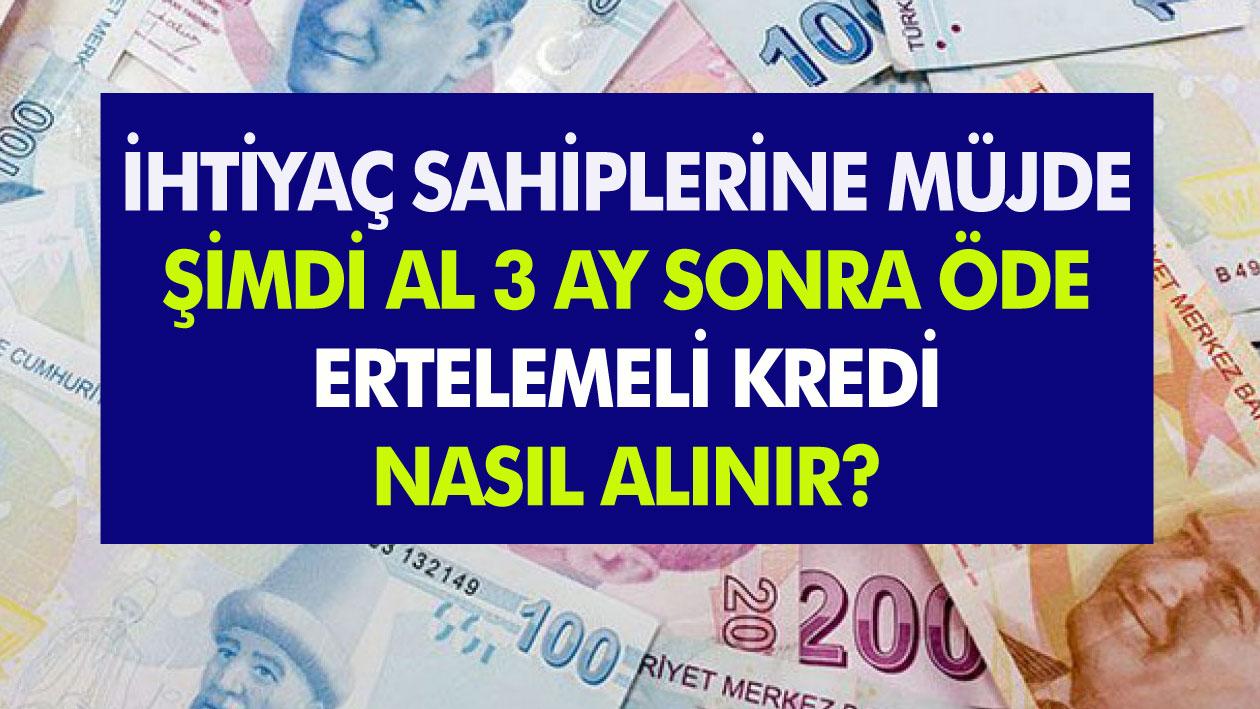 Erdoğan'dan müjde: Belirli bankalardan 0,9 faiz oranı ve 120 ay vade ile kredi