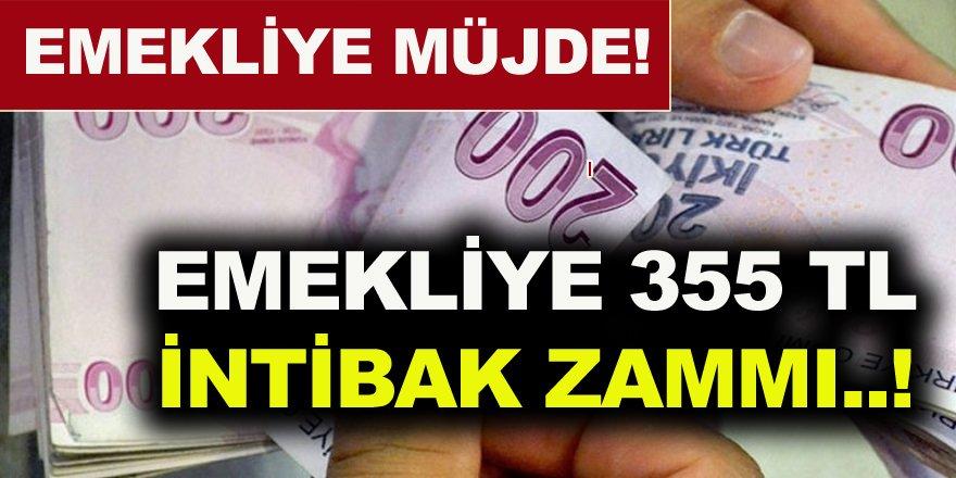 Emekli vatandaşlar için kritik gün 2 Ağustos olarak açıklandı: Maaşlara ek olarak 355 TL zam…
