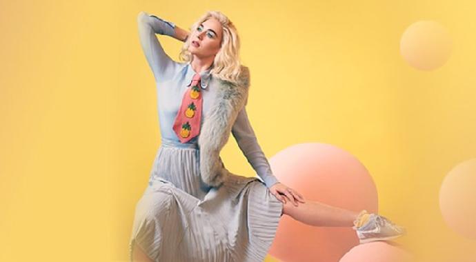 5 aylık hamile olan Katy Perry, koronavirü engeline takıldı