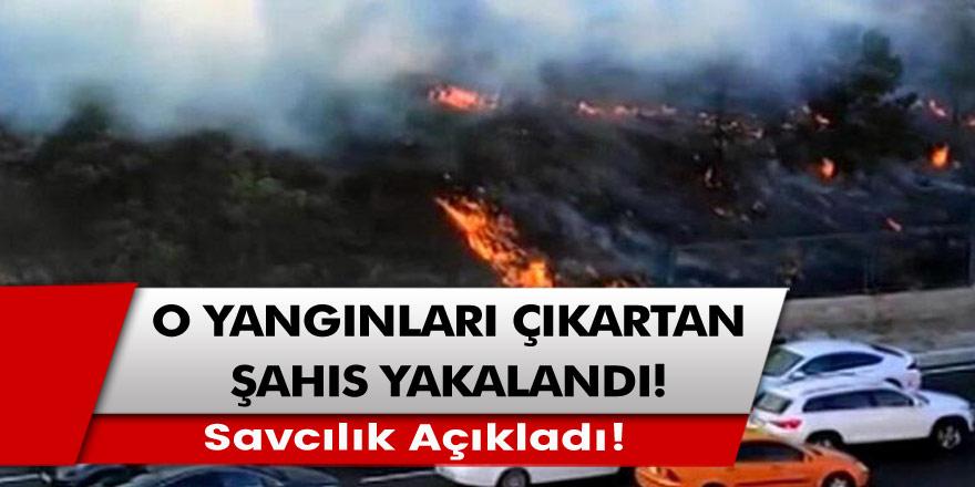 Tüm Türkiye'nin ciğerini parçalayan Yangını çıkartan kişi ele geçirildi: kim olduğunu öğrenince şaşkına döneceksiniz!