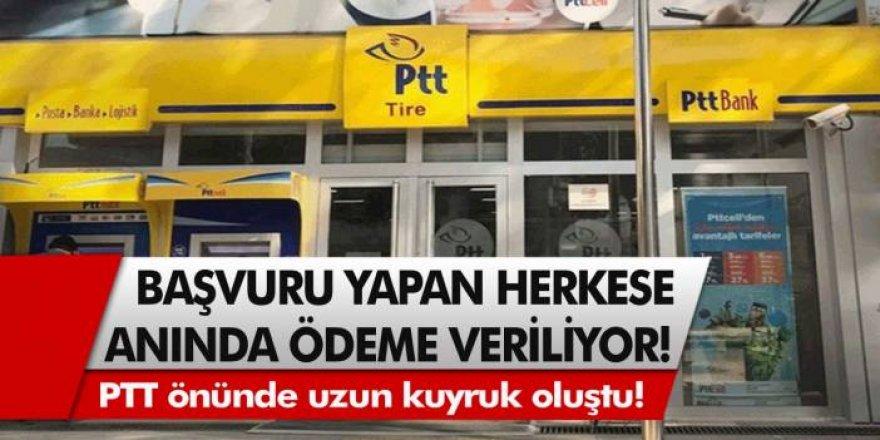 PTT'den müjde: Her ay düzenli olarak 763 TL ödeme! Devlet tarafından karşılıksız verilen ödemeler için başvuru yetecek…