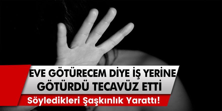 İstanbul'da Akıl Almaz Olay: Sarhoş Edip Tecavüz Etti, Söyledikleri Şaşkınlık Yarattı!