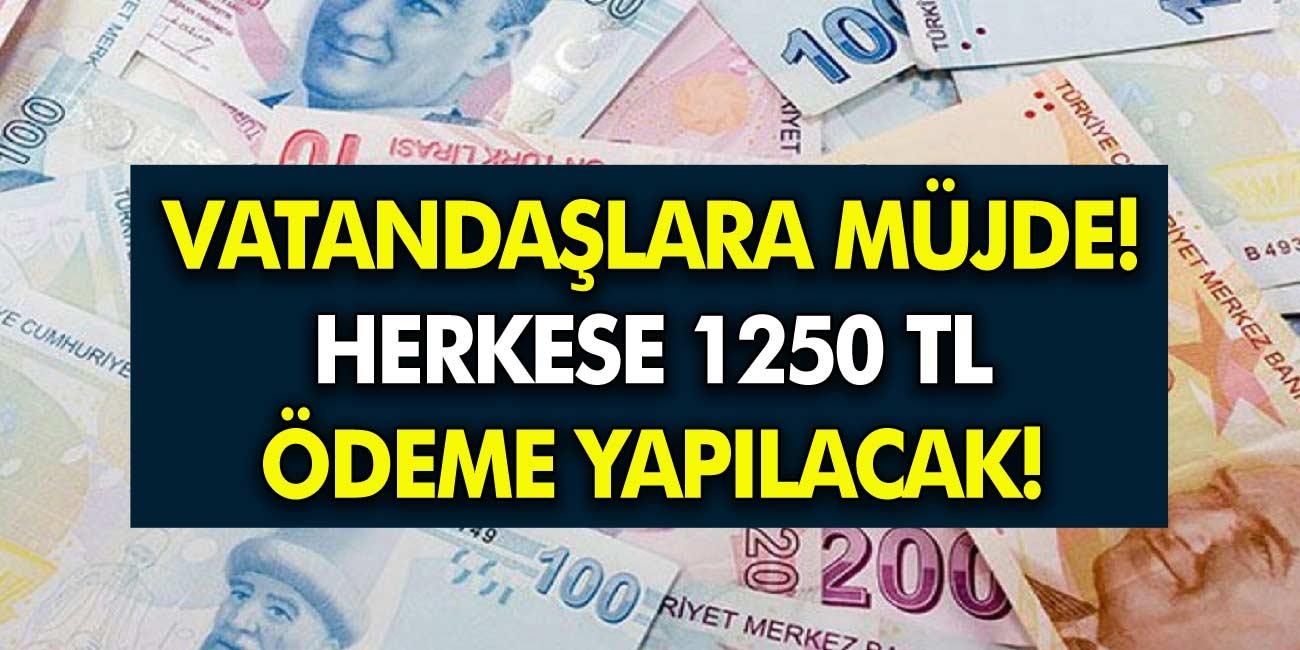 Hesaplara Bugün 1.259 lira yatırılacak! Eğer Para yatırılmazsa...