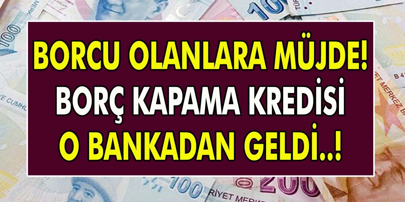 Tüm Banka Borçlarınızı Ziraat Bankası Kapatacak! Hemen Başvurun, Düşük Faizden Yararlanın…