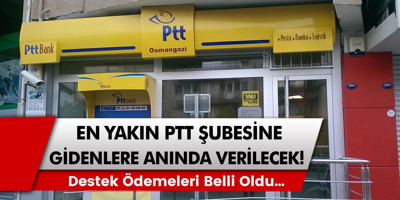 PTT yaptığı Duyuruda 10.000 TL Anında Hesaplara Yatırılacağını söyledi! Hemen Sonuçlanıyor