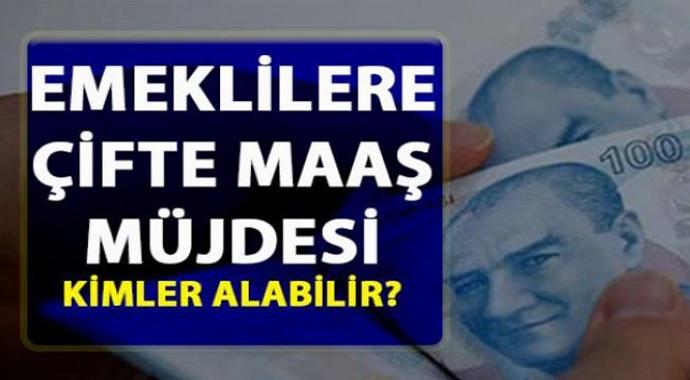 On binlerce kişi çift maaş alacak SGK ve SGK ödüyor!