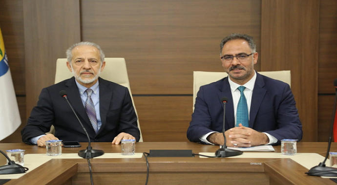 Belediye Başkanı Şanlıurfa'da Sera Kent projesi hayata geçirilecek