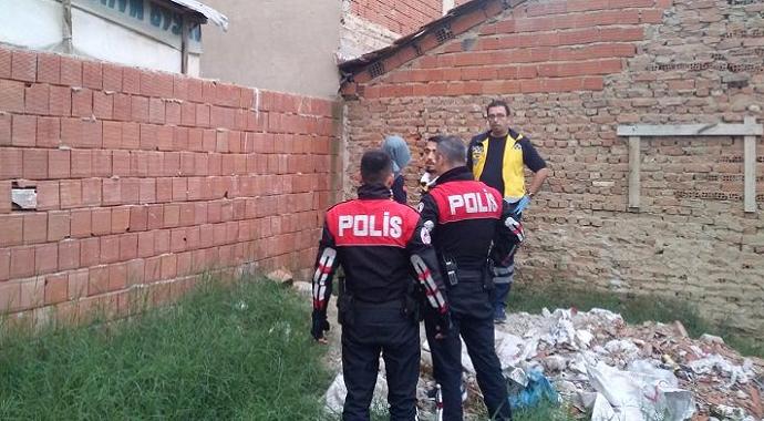 Turgutlu'da 2 Çocuk Babası İntihar Etti!