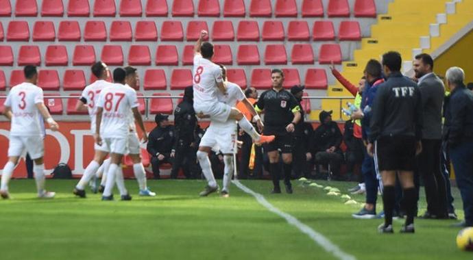 Sivasspor Şampiyonluk Hayali Kuruyor!