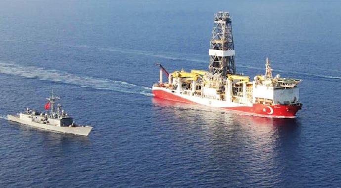 Doğu Akdeniz'de Sondaj 24 Saat İçinde Başlıyor