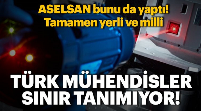 Türkiye üretti, Avrupa peşine düştü!