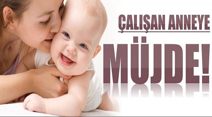 Annelere yapılacak çocuk, doğum ve süt parası zamlanıyor!