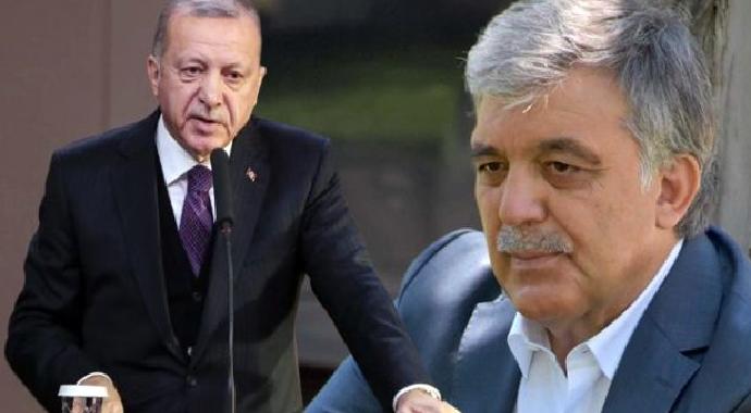 Erdoğan, Gül İle Arasında Geçen Diyaloğu anlattı!