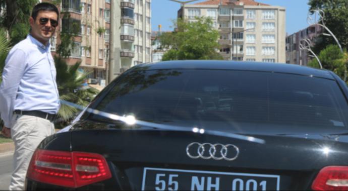 Şaban Hüryaşar'ın şoförü Salih Küçük görevden alındı iddiası!