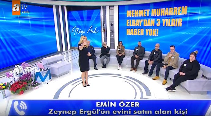 Müge Anlı'da Mehmet Muharrem Elbay'ın İhbar Mektubu Ortaya Çıktı!