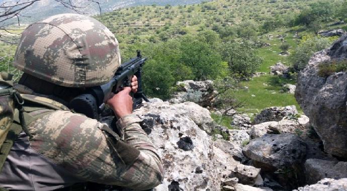 Şırnak'ta Gri Liste'de yer alan 3 terörist teslim oldu