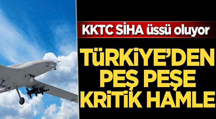 Türkiye'den peş peşe kritik hamleler!
