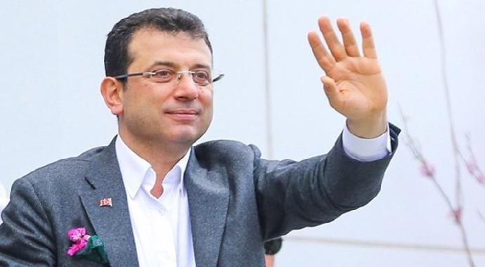 Ekrem İmamoğlu: İstanbul'u, kimsenin işgal etmesine müsaade etmeyeceğim!