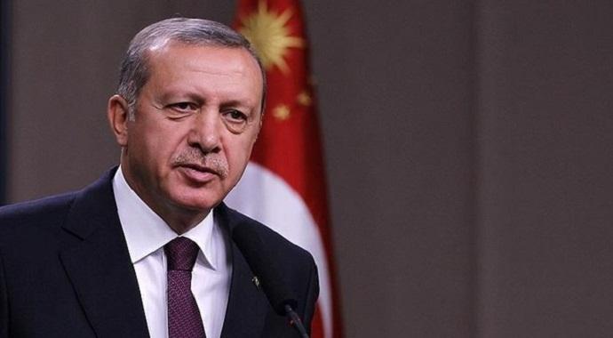 Cumhurbaşkanı Erdoğan 5 ülkeyi işaret etti!