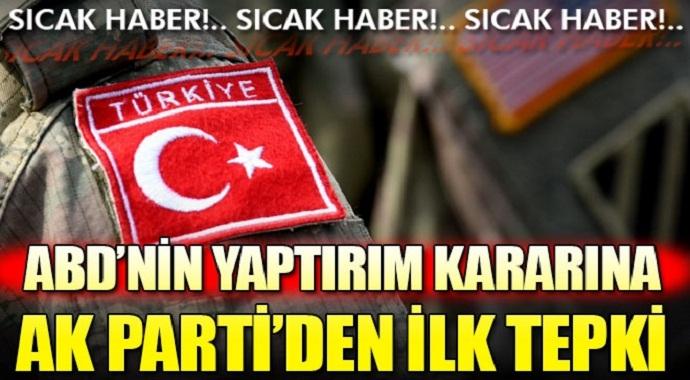 AK Parti Genel Başkan Yardımcısı Ünal'dan önemli açıklamalar!