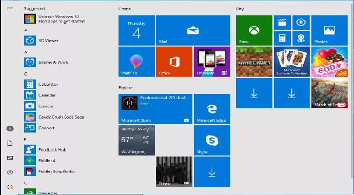 Windows 10 Güncellemeleri Duyuruldu!