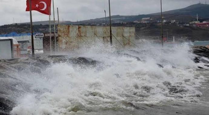 Meteoroloji'den Kritik Fırtına Uyarısı Geldi
